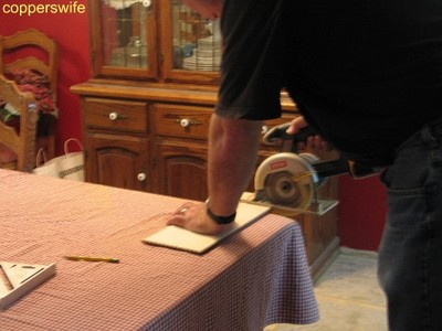 tablecloths, candlelight and table saws 016