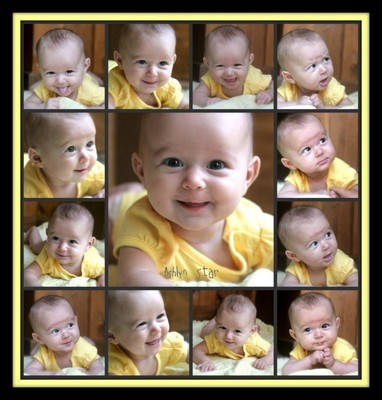 Ashlyn in yellow